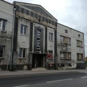 Zdjęcie budynku poczty przy ul. Długiej - fot. Jakub Kaleta