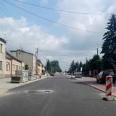 Przebudowa ul. Piątkowskiej - fot. www.zdw.lodz.pl