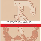 Plakat promujący uroczystości rocznicowe