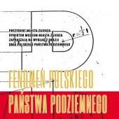 Plakat promujący wykład