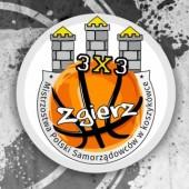 Plakat Mistrzostw Polski Samorządowców 2019 w koszykówce 3x3