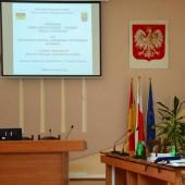 Posiedzenie Powiatowego Zespołu Zarządzania Kryzysowego - fot. Starostwo Powiatowe w Zgierzu
