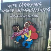 Brązowi medaliści Mistrzostw Świata w Noszeniu Żon