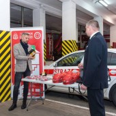 Prezydent Miasta Zgierza i Komendant Powiatowy Państwowej Straży Pożarnej w Zgierzu