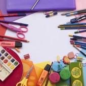 przybory szkolne - fot. pixabay.com (domena publiczna)