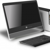 Komputer - grafika pixabay.com (domena publiczna)