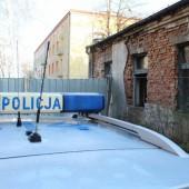 pustostan - fot. policja