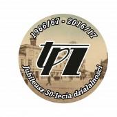 Jubileuszowe logo TPZ