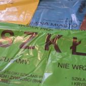 kolorowe worki na odpady