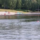 """Kąpielisko w Ośrodku Sportowo-Rekreacyjnym """"Malinka"""""""