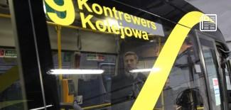 Nowy autobus linii 9
