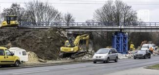 Przebudowa wiaduktu kolejowego na ul. Łódzkiej w Zgierzu