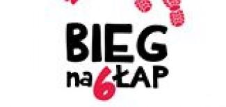 Logo biegu na 6 łap