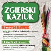 Plakat Zgierskich Kaziuków