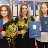 Aleksandra Gębicka, Oliwia Krusińska, Antonina Miżyńska