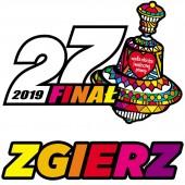 Logo 27 finału WOŚP