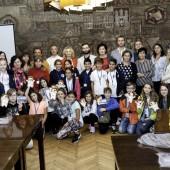 Uczestnicy spotkania w sali konferencyjnej Urzędu Miasta Zgierza