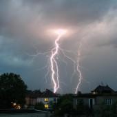Zdjęcie burzy