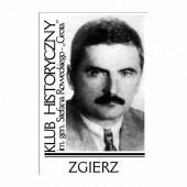 """Logo Klubu Historycznego im. gen. Stefana Roweckiego """"Grota"""""""