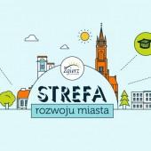Logo Strefy Rozwoju Miasta