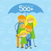Baner programu 500 plus
