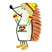 Logo Jeżobiegu