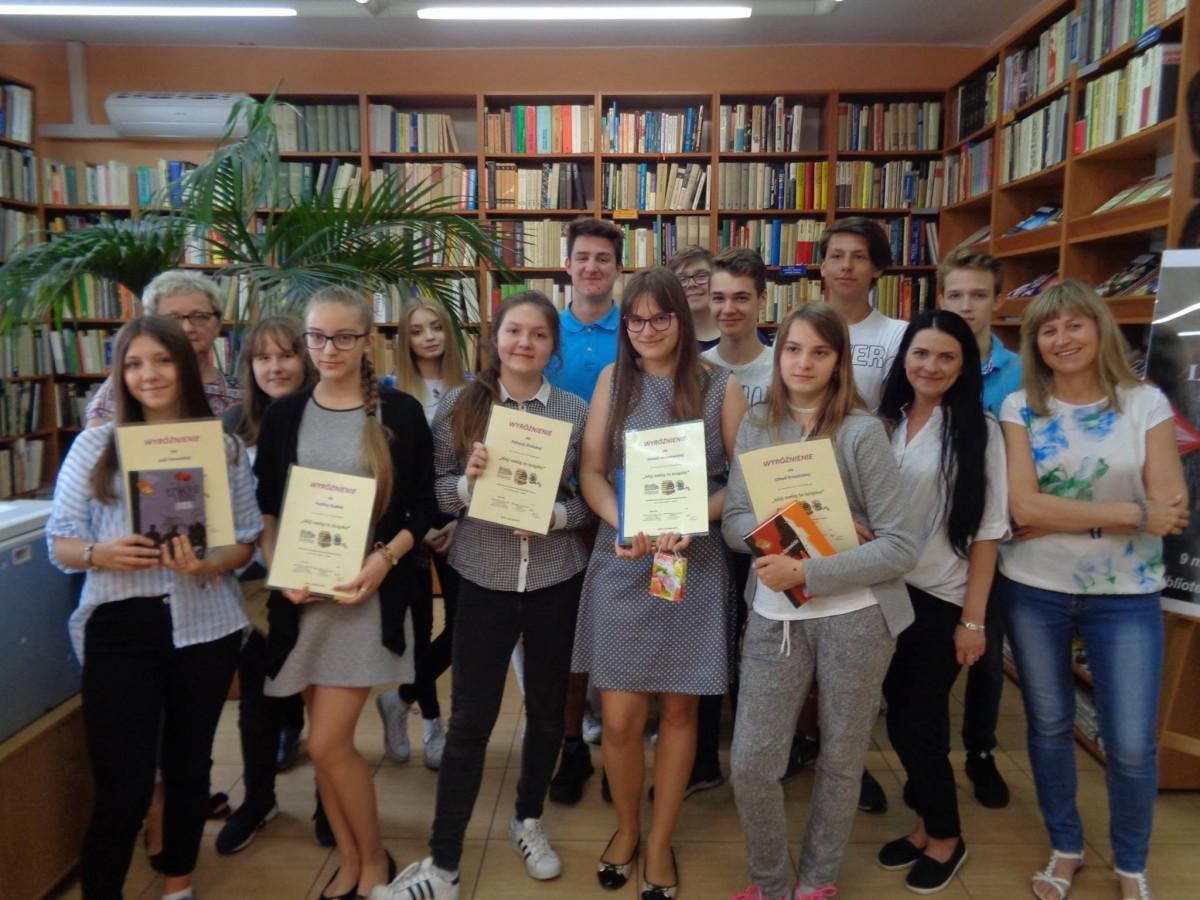 Wyniki konkursu Mój nałóg to książka | Miasto Zgierz