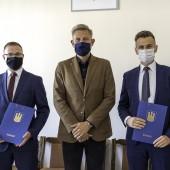 Prezydent Miasta Zgierza i adwokaci