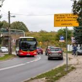 Wiadukt nad ulicą Szczawińską
