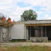 Budowa hospicjum - fot. Starostwo Powiatowe w Zgierzu