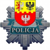 Logo zgierskiej policji