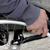 wózek inwalidzki - fot. pixabay.com (domena publiczna)