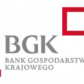 Logo Banku Gospodarstwa Krajowego