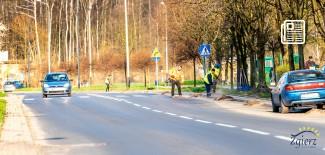 Sprzątanie ulicy