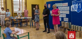 Konkurs przeprowadzono w Szkole Podstawowej nr 11 w Zgierzu