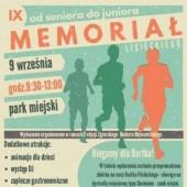 Plakat promujący zawody