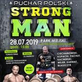 Puchar Polski Strongman 2019