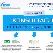 Konsultacje w ZCOP