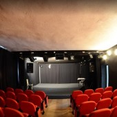 Sala teatralna w MOK