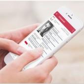 Telefon komórkowy - fot. Ministerstwo Cyfryzacji