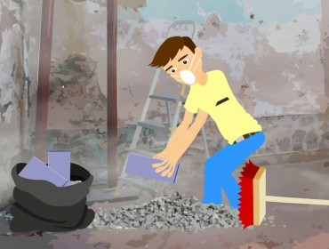 Co zrobić z odpadami z remontu?
