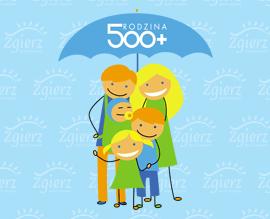 Przejdź do podstrony Program Rodzina 500 plus
